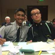Cadets Participate in Model UN Conference