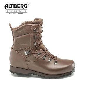 Altberg Tabbing Tactical Elite Boot – MOD Brown