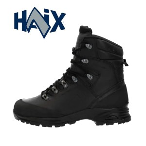 Haix Black Army Goretex Boots ( New )