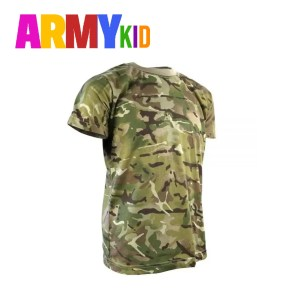 Kids Army T Shirts – BTP