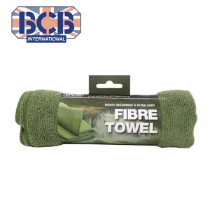 Ultralight Towel Large 80 x 40 Olive