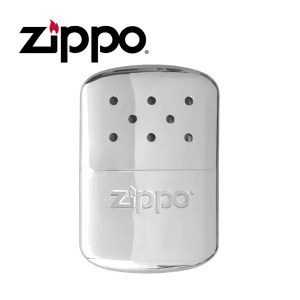 Zippo 12-Hour Refillable Hand Warmer – Chrome