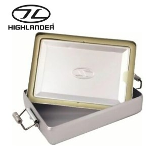 Highlander Water-resistant Survival Tin