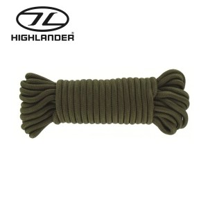Highlander 5mm x 15m Utility Rope