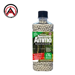 0.3g Awesome Airsoft High Precision Marksman Grade BB