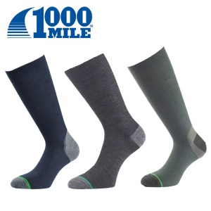 1000 Mile Lightweight Double Layer Walking Socks