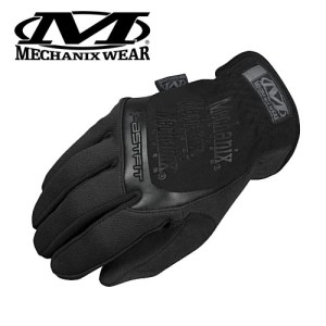 Mechanix Fastfit Gloves – Black
