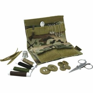 Army Sewing Kit BTP Multi Cam
