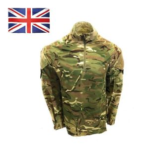 British Army Issue Full MTP PCS Gen III UBAC Shirt