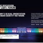 Army LGBT+ Forum Poster (Landscape)