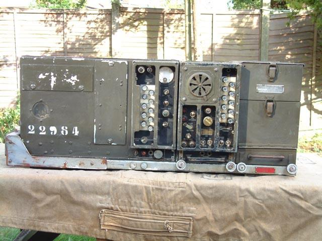 Army Radio Sales Co Our Museum Items Scr 528 W W Ii