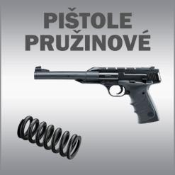 Pištole pružinové