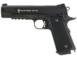 Airsoft Pištoľ Elite Force 1911 TAC AGCO2