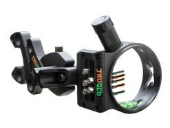 Mířidla pro luky TruGlo Storm 5 Pins Black