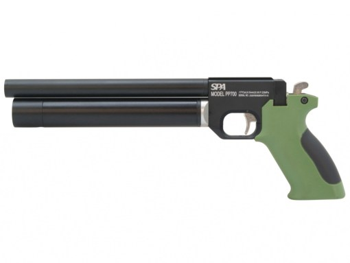 Vzduchová pištoľ SPA Artemis PP700W kal.4,5mm
