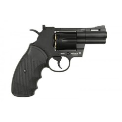 "Airsoft Revolver Legends 357 2,5"" čierny AGCO2"