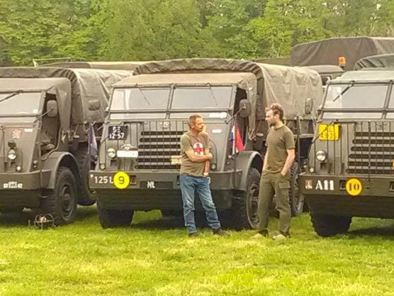 Army Vehicle Club - Media Centre 0010