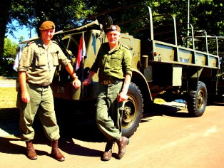 AVC Beeld 2018 | Copyright G v Keulen | Army Vehicle Club Den Haag 008