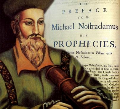 Image result for images of nostradamus