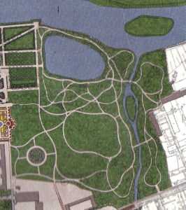 plan parc anglo-chinois