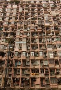 Hong Kong - Façade