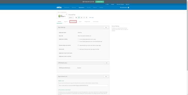 Okta - Citrix ShareFile provision users -
