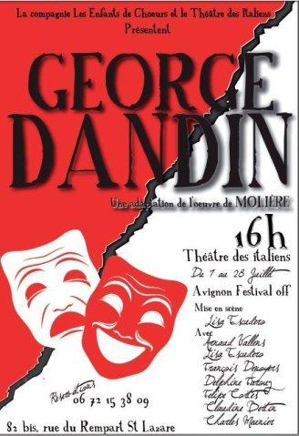 Dandin (Molière) – Lisa Escudero