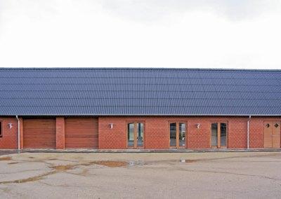 Opførelse af parcelhus, garage m.m.