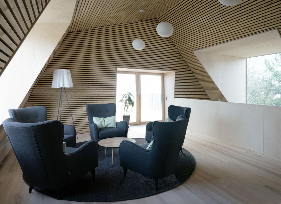 Tømrer- & Snedkerfirmaet Arne Danielsen A/S - Livsrum
