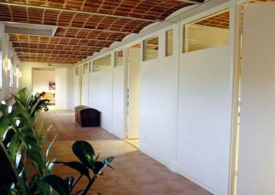 Ombygning af tidligere stald til kontor