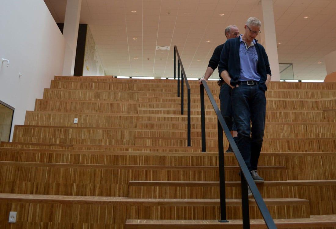 Erhvervsakademiet - Tømrer- og snedkerfirmaet Arne Danielsen A/S