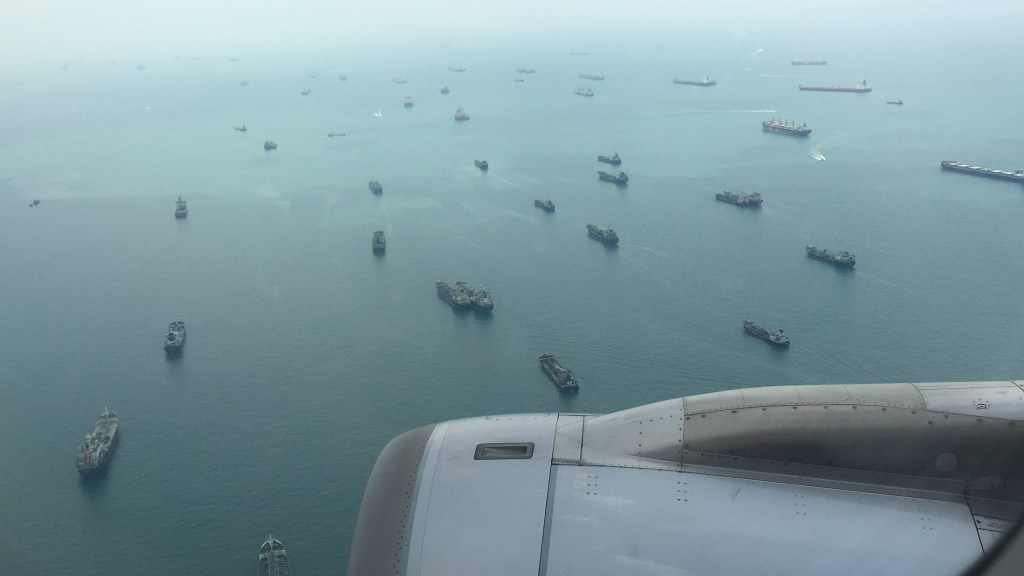 Approach to Singapore