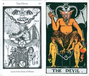 The Devil Comparison