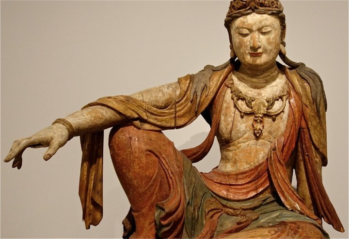 Bodhisattva (Will You Take Me By The Hand)