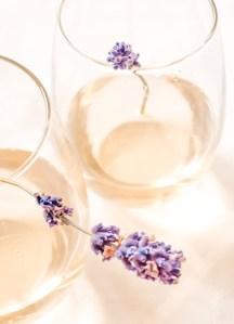 Lavender Lace Cocktail