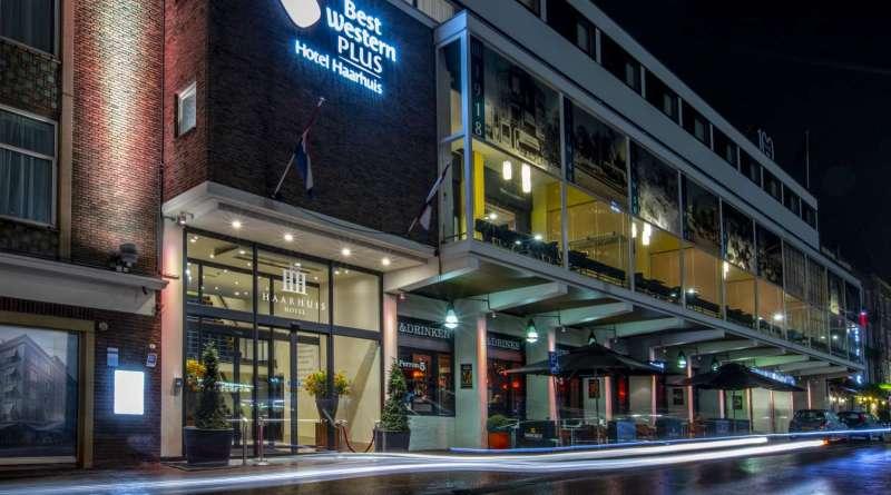 Best Western Plus Hotel Haarhuis, Stationsplein 1: Verlenging beslistermijn omgevingsvergunning