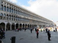 Procuratie Veccie - The old office buildings
