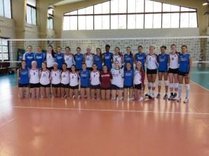 The Italian and OU teams