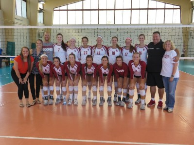 OU team photo after a great win!