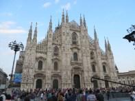 The Milan Cathedral (Duomo)