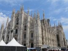The Milan Cathedral (Duomo MIlano)