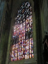 Another super stained glass window