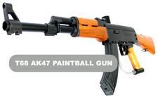 T68 AK47 Front