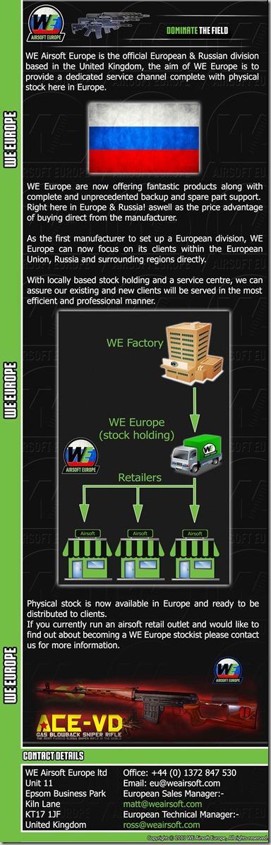 Logistics RUSSIA