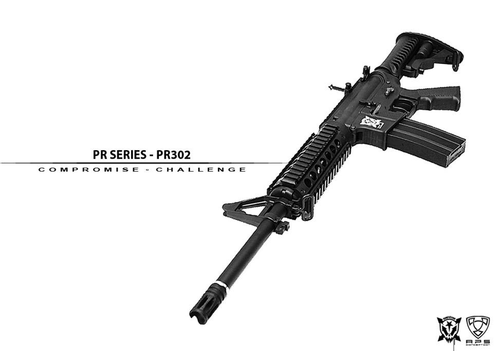 PR series PR302 Kompetitor PR 302 is now available
