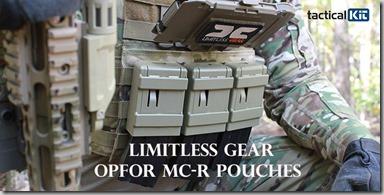 OP4 MC-R pouches x2
