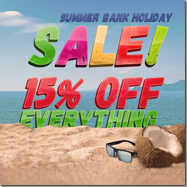 Summer Bank Holiday Sale 2016 Instagram Ver2