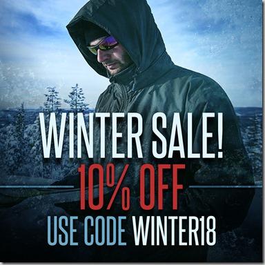 Winter Sale 2018 Instagram