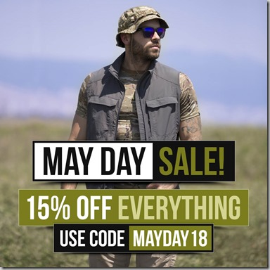 May Day Sale 2018 Instagram
