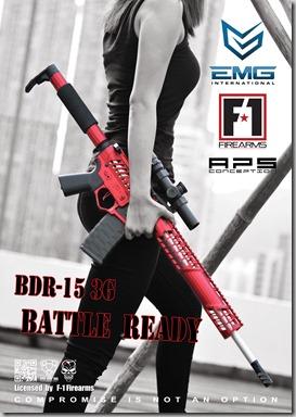 F1-BDR poster